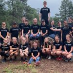 Cross Country Flagstaff Training Camp 2019