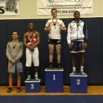 Wrestlers place at East Side Metro Meet