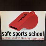 ERHS earns NATA Safe Sports School Desigination