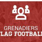 Girls Flag Football Schedule FINALIZED!