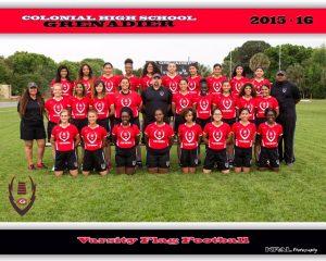 Flag Football 2015-16