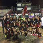 Girls Soccer on a Roll