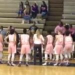 Colonial High School Girls Varsity Basketball falls to Oviedo High School 56-54