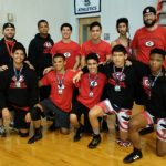 Colonial High School Boys Varsity Wrestling finishes 5th place