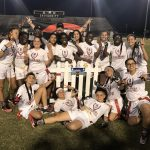 Colonial High School Girls Varsity Flag Football beat University High School – Orlando 12-6