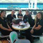 Boys Bowling 3rd, Girls 4th at District Tournament