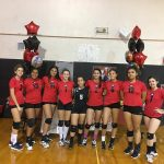 Girls Varsity Volleyball beats Cornerstone Charter Academy 3 – 1