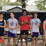 Rodrigo Estrada finishes 5th at districts, qualifies for Regionals