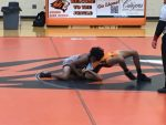 Grenadier Wrestling Team looking strong going into the new year…