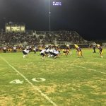 West Hills High School Varsity Football falls to Southwest 24-21
