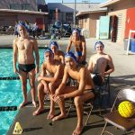 West Hills High School Boys Junior Varsity Water Polo beat Mater Dei Catholic – JV El Cap Tournament 11-7