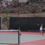 West Hills High School Girls Varsity Tennis falls to Monte Vista High School 10-8