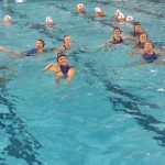 West Hills High School Girls Varsity Water Polo falls to Valhalla High School 10-6