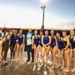 West Hills High School Girls Varsity Water Polo beat Point  Loma 13-4