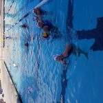 West Hills High School Girls Freshman Water Polo falls to Clairemont High School 9-7