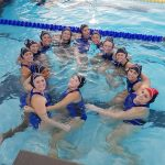 West Hills High School Girls Varsity Water Polo beat Bonita Vista High School 8-4
