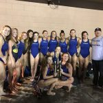 West Hills High School Girls Varsity Water Polo beat Clairemont High School 8-3