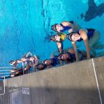 West Hills High School Girls Varsity Water Polo beat Granite Hills 6-5