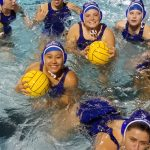 West Hills High School Girls Freshman Water Polo falls to Granite Hills 13-3