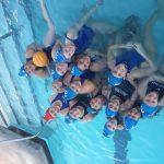 West Hills High School Girls Junior Varsity Water Polo falls to Carlsbad High School 10-4