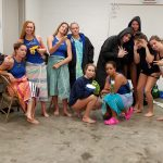 West Hills High School Girls Varsity Water Polo beat Hilltop High School 12-3