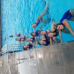 West Hills High School Girls Varsity Water Polo beat Steele Canyon High School 8-3