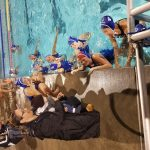West Hills High School Girls Freshman Water Polo falls to Steele Canyon High School 8-7