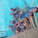 West Hills High School Girls Junior Varsity Water Polo beat El Capitan High School 9-4