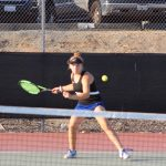 West Hills High School Girls Varsity Tennis finishes 12th place