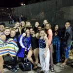 Girls Freshman Water Polo beats Santana 11 – 3