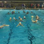 Girls Varsity Water Polo beats Santana 15 – 1