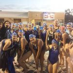 Girls Junior Varsity Water Polo beats University City 15 – 2