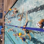 Girls Varsity Water Polo beats University City 9 – 7