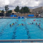 Girls Varsity Water Polo beats Santana 12 – 2