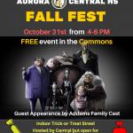 Aurora Central Annual Fall Fest