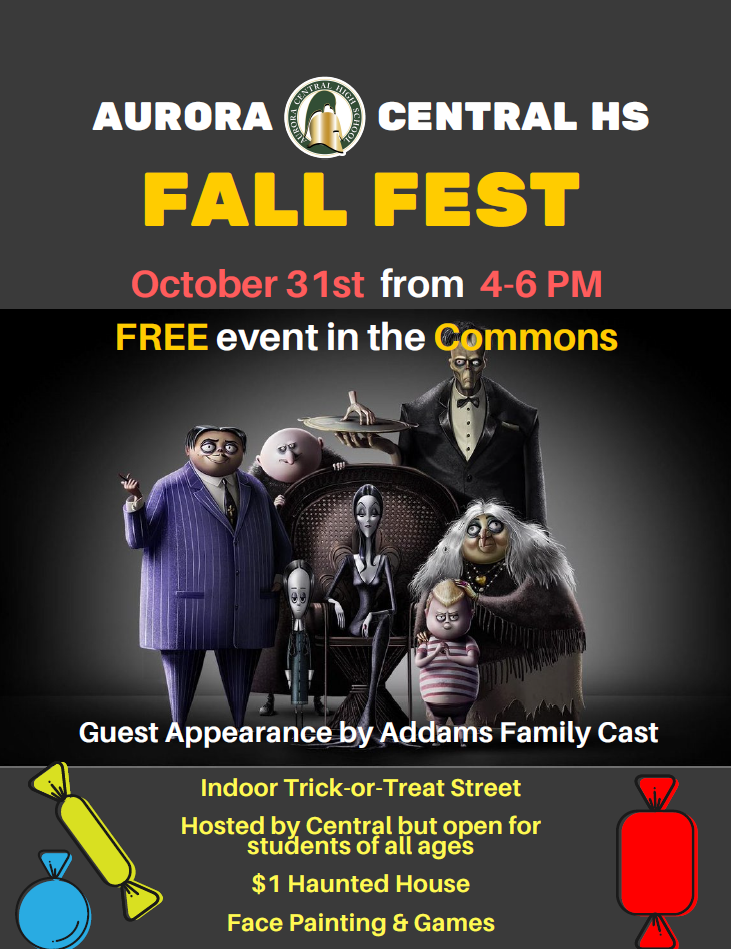 Aurora Central Annual Fall Fest