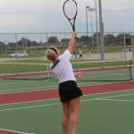 LaSalle-Peru High School Girls Varsity Tennis beat Rochelle Township High School 4-1