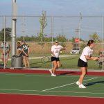 LaSalle-Peru High School Girls Varsity Tennis falls to Ottawa Township High School 4-1