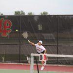 LaSalle-Peru High School Girls Varsity Tennis falls to Dixon High School 3-2