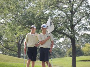 LP Boys Golf, Sept. 2017