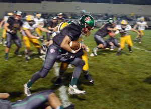 LP Football Homecoming v. Geneseo, Oct. 6, 2017