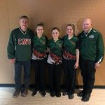 Girls Varsity Bowling finishes 6th place at Girls Bowling Regionals (sub)