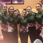 Girls Varsity Bowling finishes 7th place at Girls Bowling Sectionals