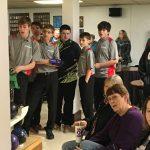 Boys Varsity Bowling beats Streator 2914 – 2440