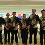 Boys Varsity Bowling finishes 2nd in the silver division and 14th place overall at Plainfield North Boys Bowling Tourney