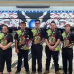 Boys Varsity Bowling finishes 2nd place at Dixon Toughman Invite