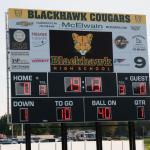 Blackhawk Cougars Football vs Ambridge Media Release