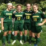 Good showing by MS GIRLS – Captains named