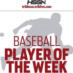 John Malagise – Trib HSSN Baseball Player of the Week.