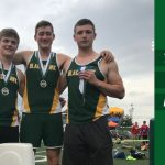 Boys Track Shines at Pine Richland